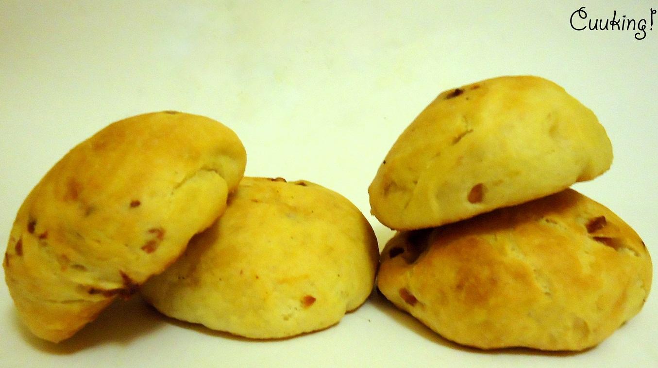 RECETa Pan de parmesano y aceite de oliva