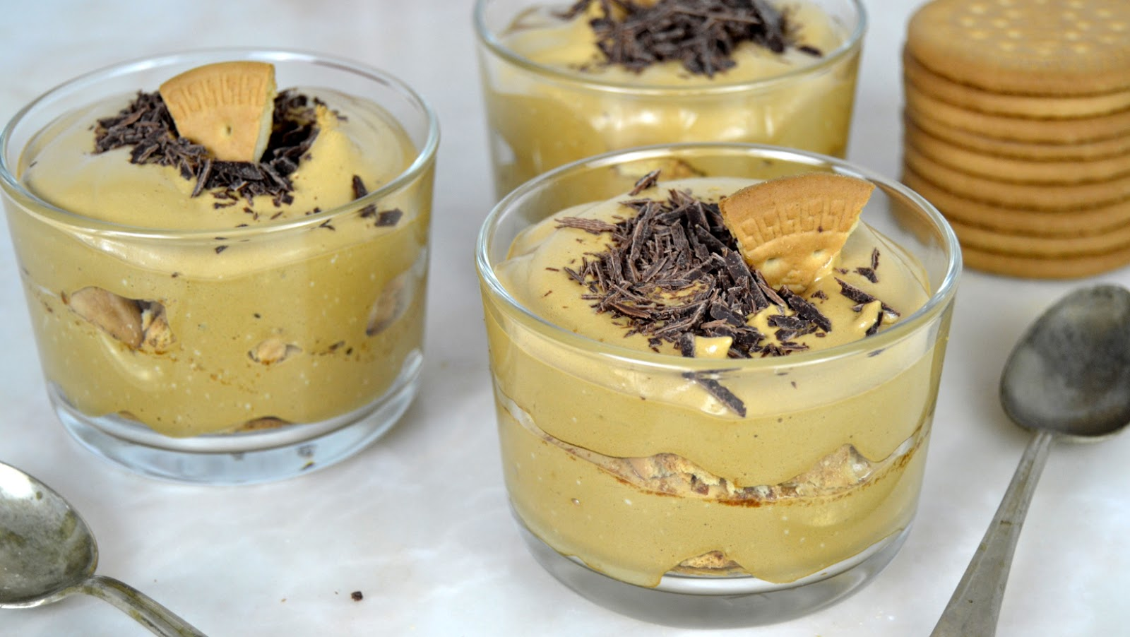 Crema de café magica ¡En 5 minutos y solo con 3 ingredientes!